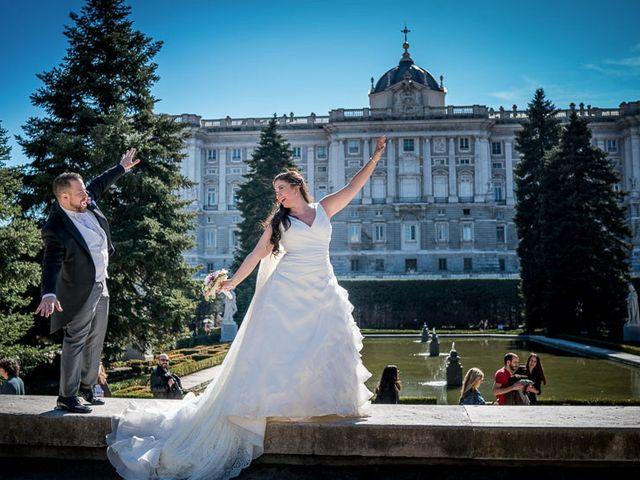 La boda de Sergio y Patricia en Madrid, Madrid 70