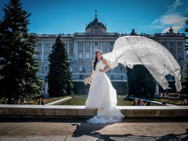 La boda de Sergio y Patricia en Madrid, Madrid 72