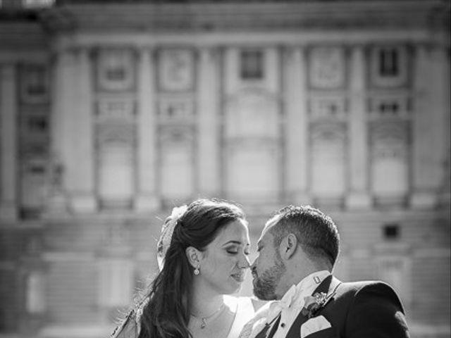 La boda de Sergio y Patricia en Madrid, Madrid 73