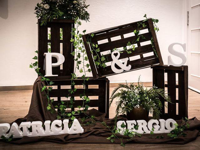 La boda de Sergio y Patricia en Madrid, Madrid 83