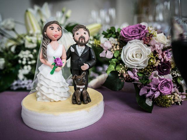 La boda de Sergio y Patricia en Madrid, Madrid 86