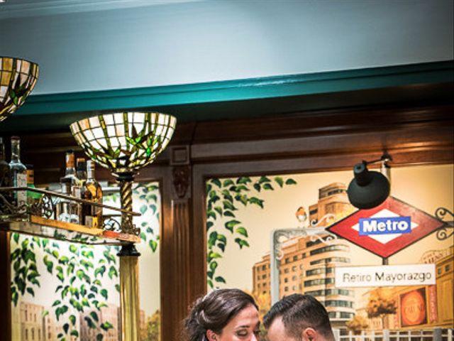 La boda de Sergio y Patricia en Madrid, Madrid 89