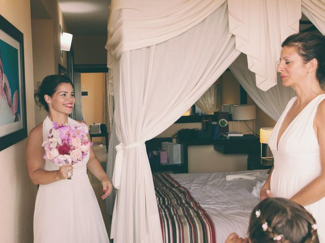 La boda de Adrián y Nuria en Maspalomas, Las Palmas 8
