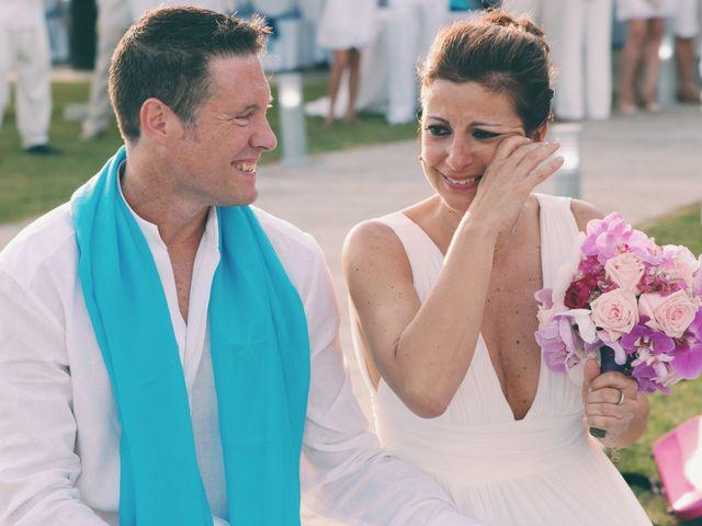 La boda de Adrián y Nuria en Maspalomas, Las Palmas 12