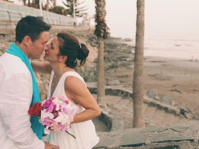 La boda de Adrián y Nuria en Maspalomas, Las Palmas 18
