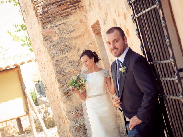 La boda de Isidro y Carlonia en Viveros, Albacete 1
