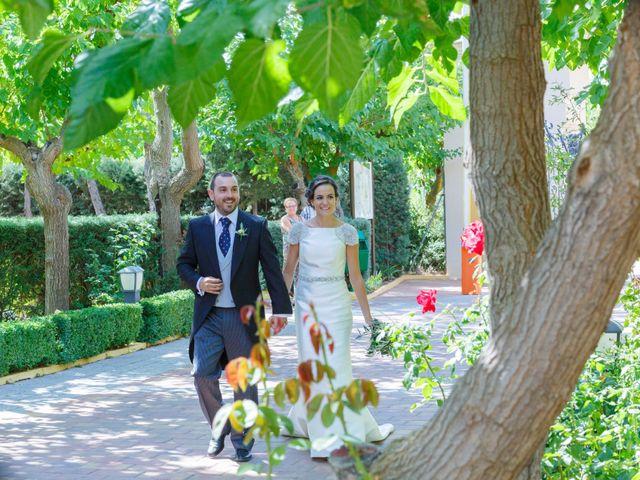 La boda de Isidro y Carlonia en Viveros, Albacete 2