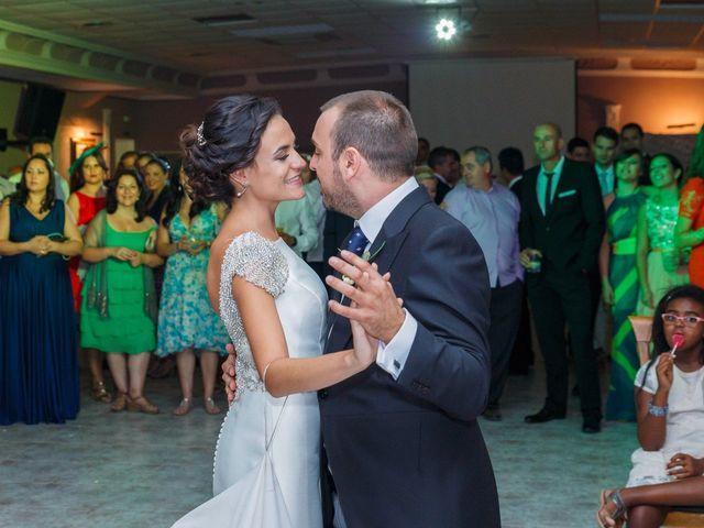 La boda de Isidro y Carlonia en Salobre, Albacete 8