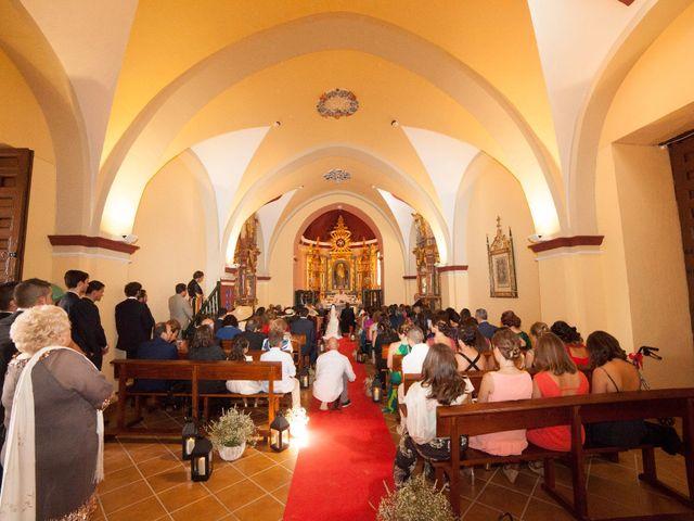 La boda de Isidro y Carlonia en Salobre, Albacete 16