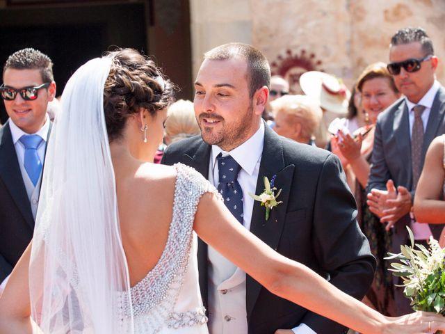 La boda de Isidro y Carlonia en Salobre, Albacete 17