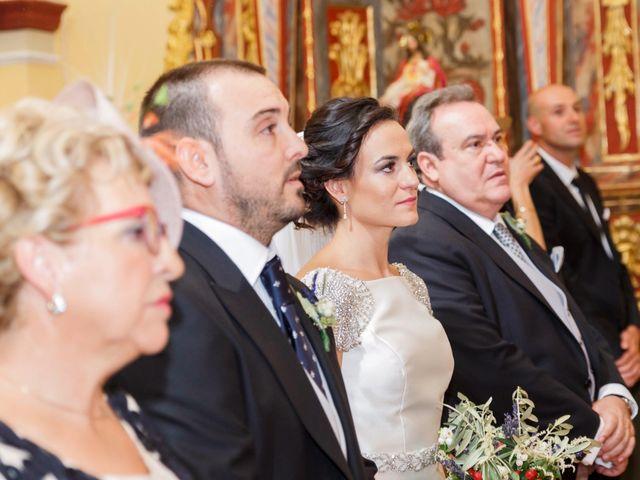 La boda de Isidro y Carlonia en Salobre, Albacete 18