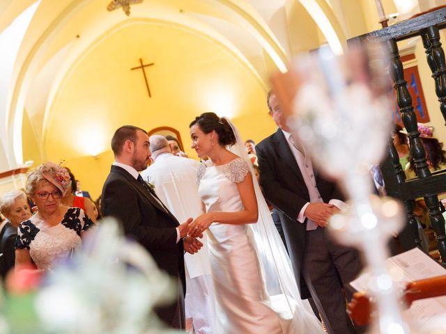La boda de Isidro y Carlonia en Salobre, Albacete 19
