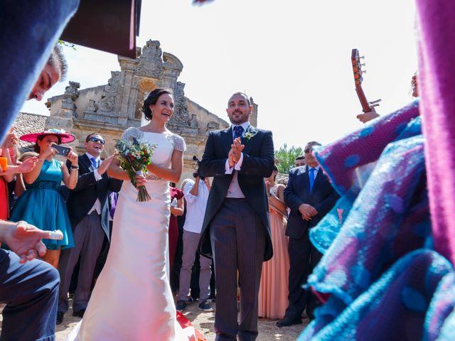 La boda de Isidro y Carlonia en Salobre, Albacete 20
