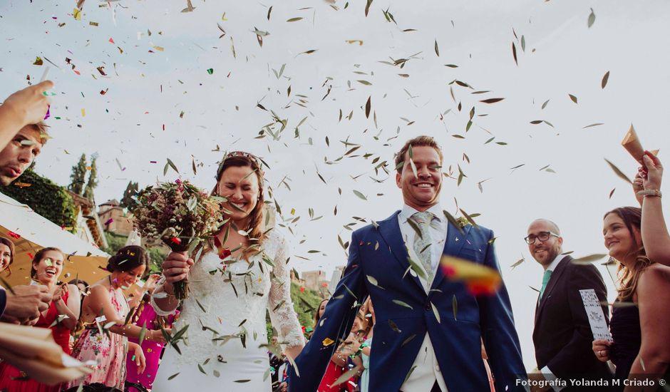 La boda de Tutu y Miriam en Granada, Granada