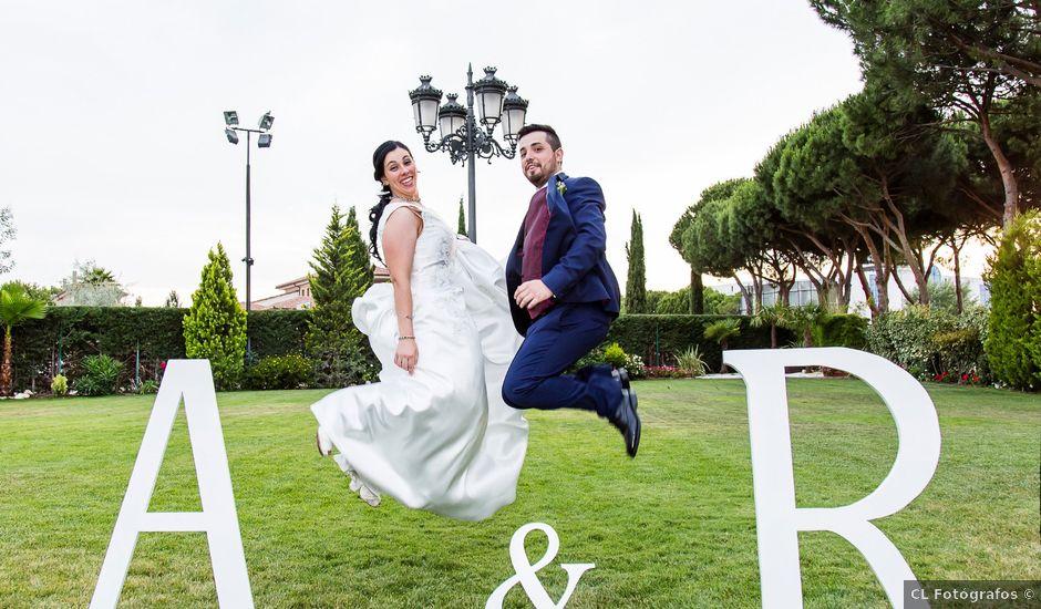 La boda de Alvaro y Rosa Maria en Cubas De La Sagra, Madrid