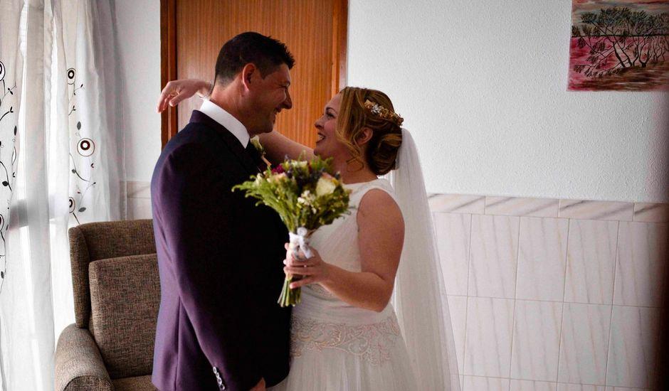 La boda de Emilio y Maria jose en Benigánim, Valencia