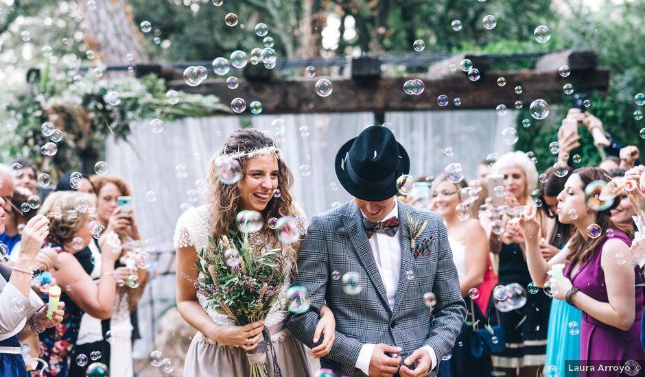 La boda de Toni y Amara en Caldes De Montbui, Barcelona