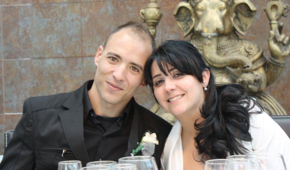 La boda de Rocío y David en Benidorm, Alicante