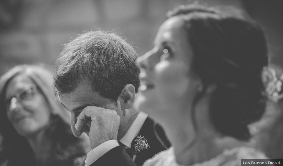 La boda de Pablo y Gema en Renedo De Pielagos, Cantabria