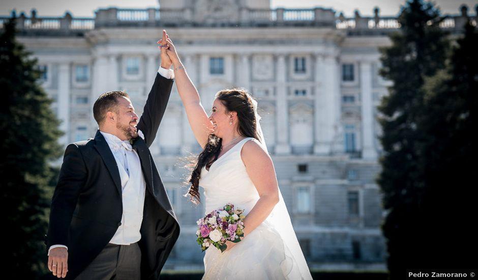 La boda de Sergio y Patricia en Madrid, Madrid