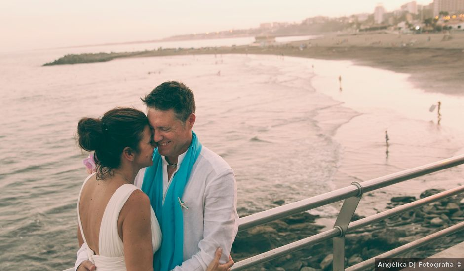La boda de Adrián y Nuria en Maspalomas, Las Palmas