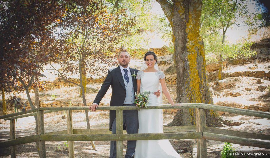 La boda de Isidro y Carlonia en Viveros, Albacete