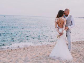 La boda de Angie y Juanma