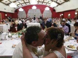 La boda de Roberto y amparo 2