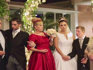 La boda de Sara y F*Javier 2
