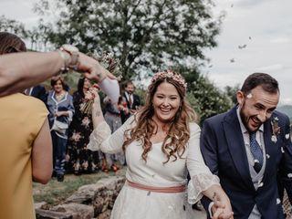 La boda de Almudena y Samuel
