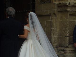 La boda de Miguel  y Aixa 1