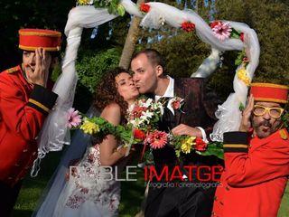 La boda de Elisabet  y Manel
