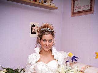La boda de Amparo y Rafael 1