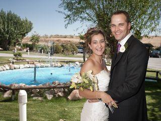 La boda de Amparo y Rafael