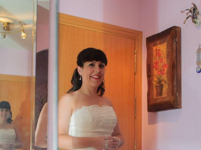 La boda de Antonio y Silvia en Madrid, Madrid 3