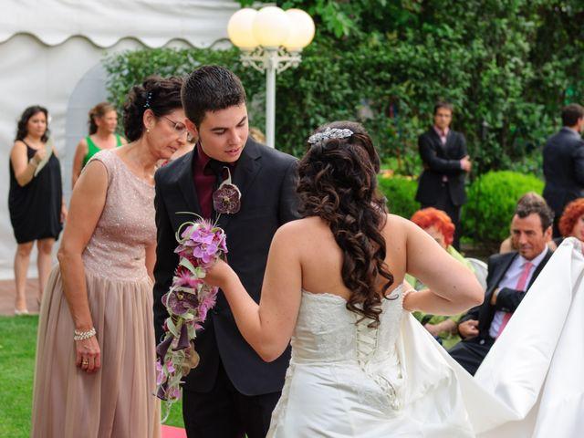 La boda de Antonio y Silvia en Madrid, Madrid 10
