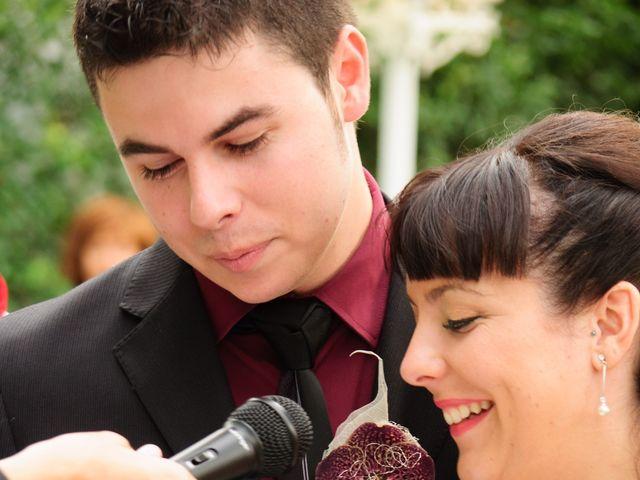 La boda de Antonio y Silvia en Madrid, Madrid 13