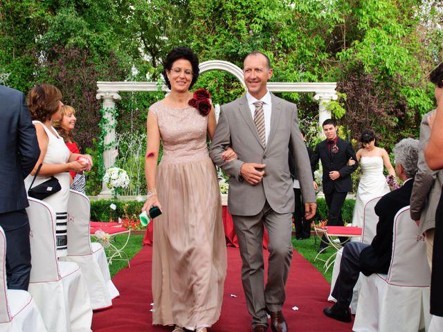 La boda de Antonio y Silvia en Madrid, Madrid 18