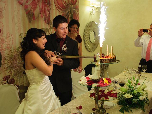 La boda de Antonio y Silvia en Madrid, Madrid 25