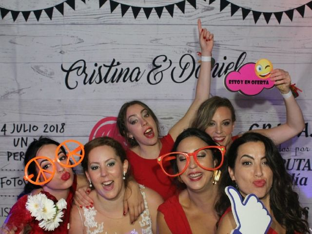 La boda de Daniel y Cristina  en Huelva, Huelva 8