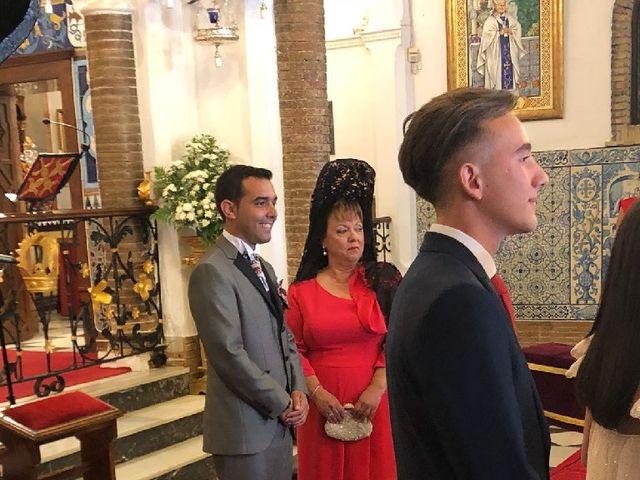 La boda de Daniel y Cristina  en Huelva, Huelva 10