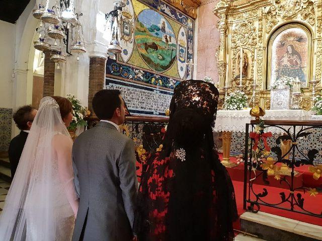 La boda de Daniel y Cristina  en Huelva, Huelva 1