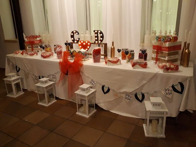La boda de Daniel y Cristina  en Huelva, Huelva 12