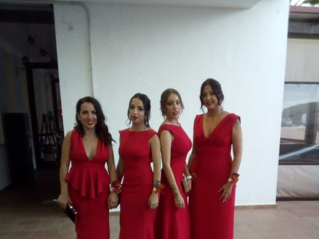 La boda de Daniel y Cristina  en Huelva, Huelva 13
