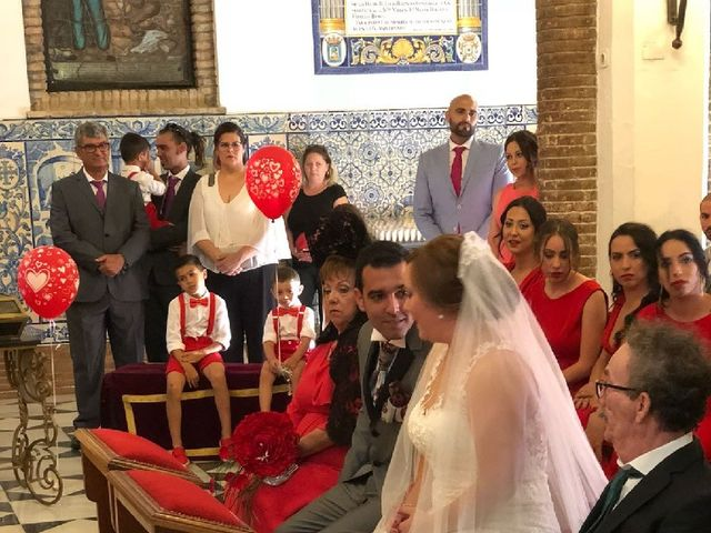 La boda de Daniel y Cristina  en Huelva, Huelva 18