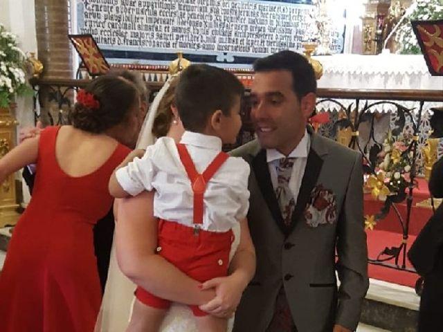 La boda de Daniel y Cristina  en Huelva, Huelva 21