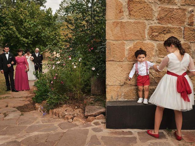 La boda de Paco y Montse en Polientes, Cantabria 12