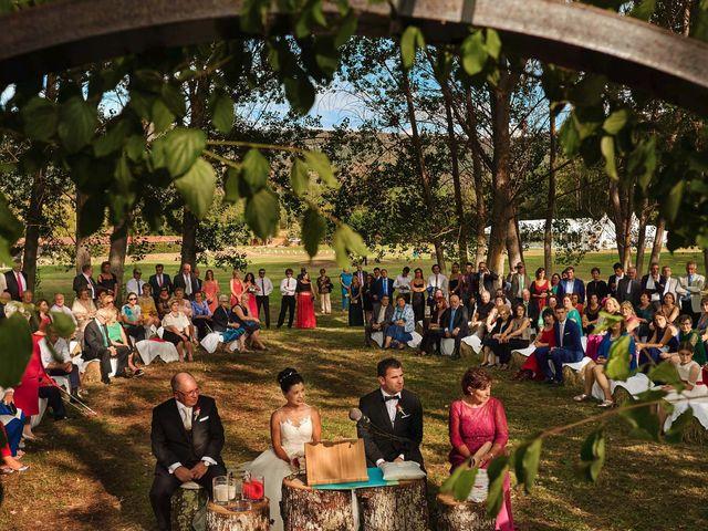 La boda de Paco y Montse en Polientes, Cantabria 15