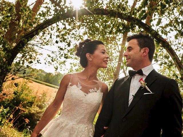 La boda de Paco y Montse en Polientes, Cantabria 16
