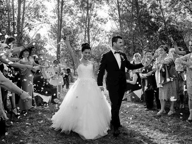 La boda de Paco y Montse en Polientes, Cantabria 17